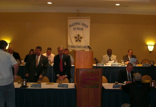 2010 State of Florida October Board Meeting